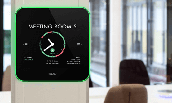 Evoko Liso Room Booking System