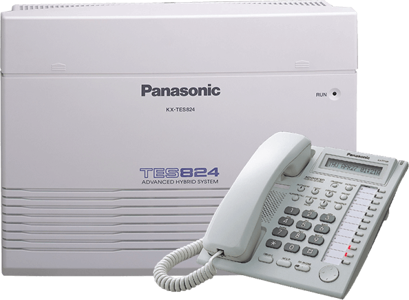 Panasonic handset KX-TES824E