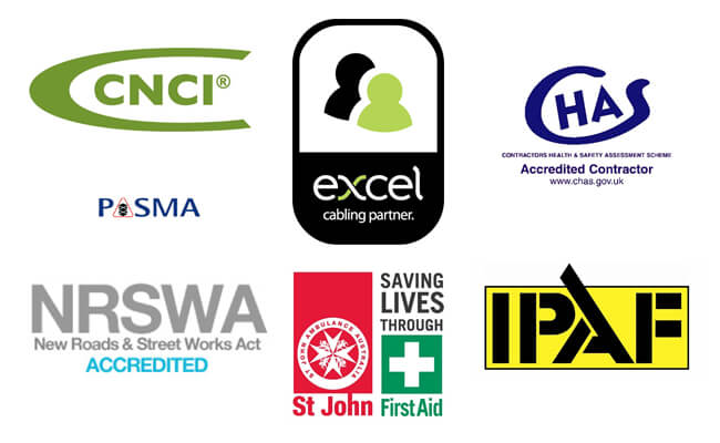 PCL accreditations