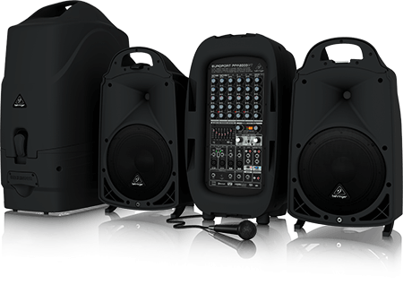 Portable PA Systems